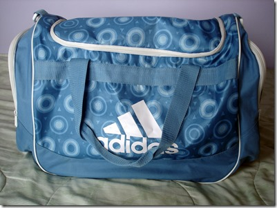 Soccer Bag April 30 2013