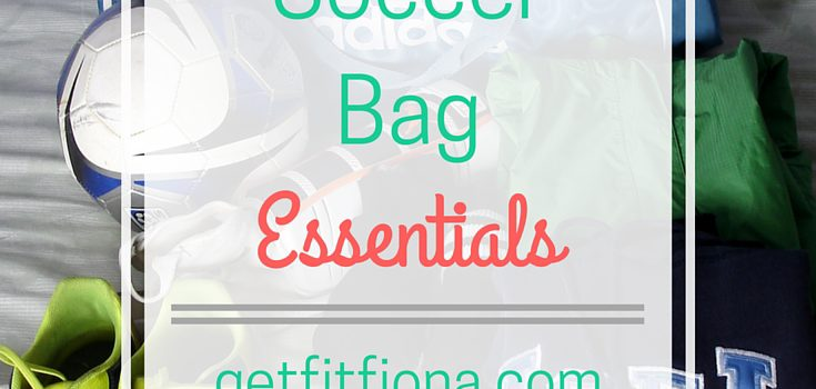 Soccer Bag Essentials