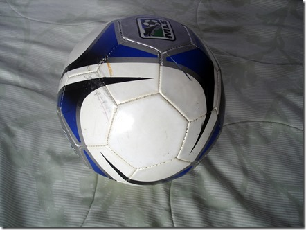 Soccer Ball April 30 2013