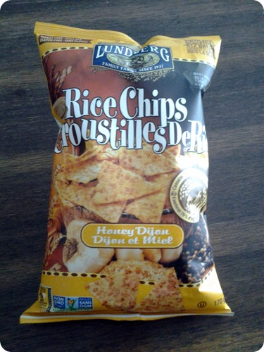 Rice Chips October 11 2013