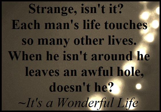 Wonderful Life Quotes Quotesgram