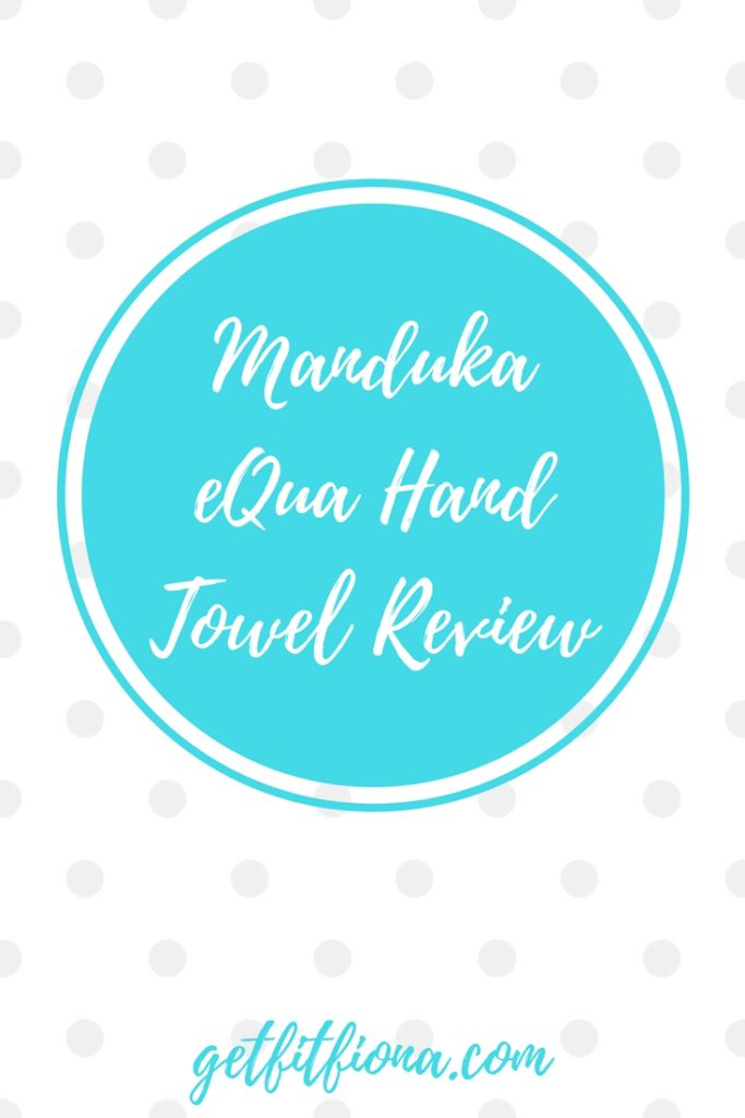 Manduka eQua Hand Towel Review