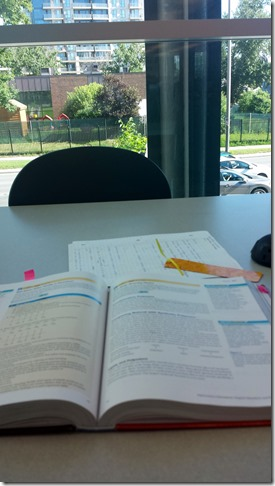 Studying at School July 9 2014