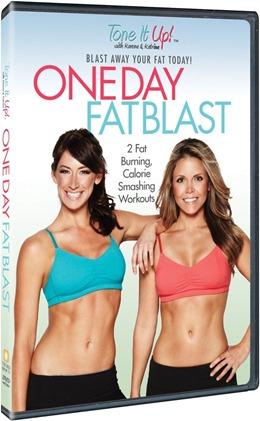 One Day Fat Blast August 23 2014
