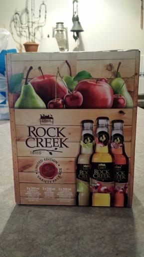 Big Rock Apple Cider Variety Pack September 5 2014