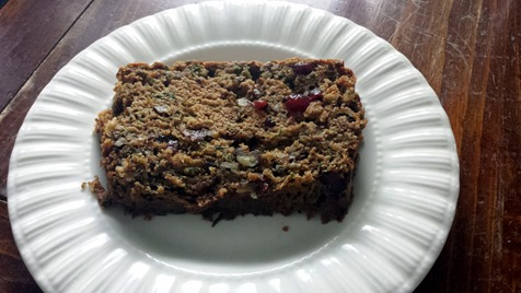 Cranberry Walnut Zucchini Bread September 2014 (3)