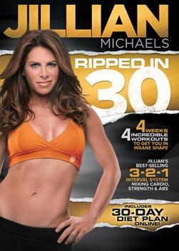 Jillian Michaels Fit Fusion September 4 2014