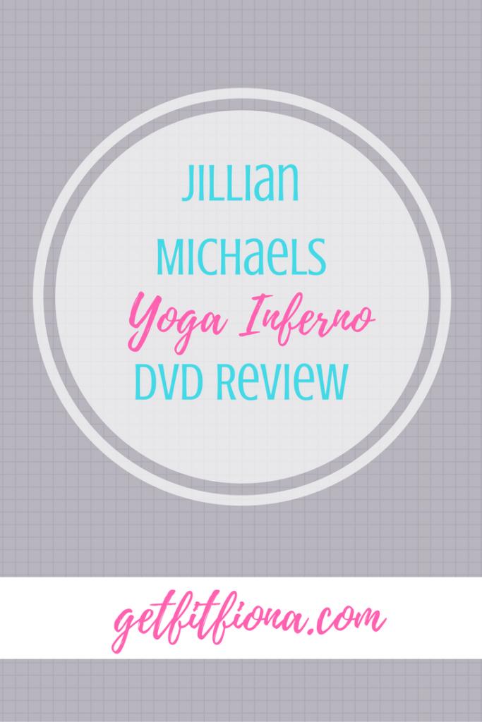 illian Michaels Yoga Inferno DVD Review