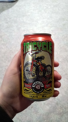 Tricycle Radler September 4 2014