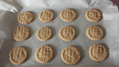 Peanut Butter Cookies October 2014 (4)