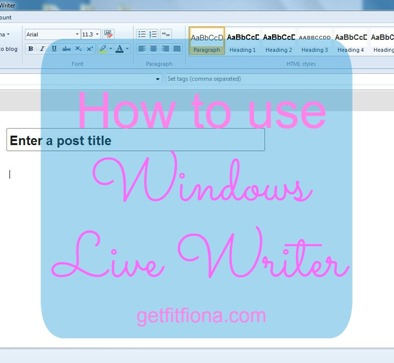 Windows Live Writer Pinterest October 13 2014
