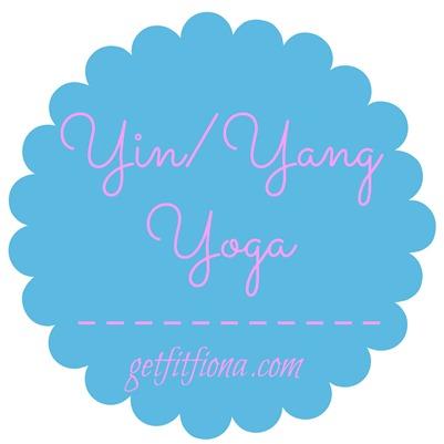 Yin Yang Yoga October 20 2014