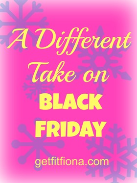 A Different Take on Black Friday November 28 2014