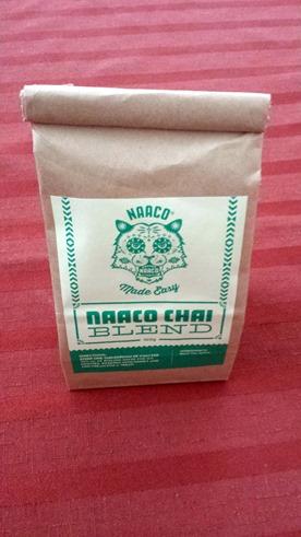 Naaco Chai Tea December 2014