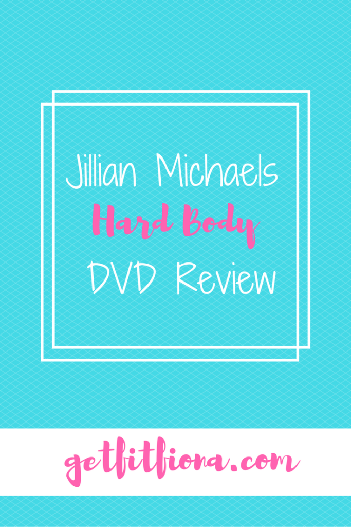 Jillian Michaels Hard Body DVD Review