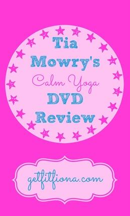 Tia Mowry Calm Yoga Pinterest