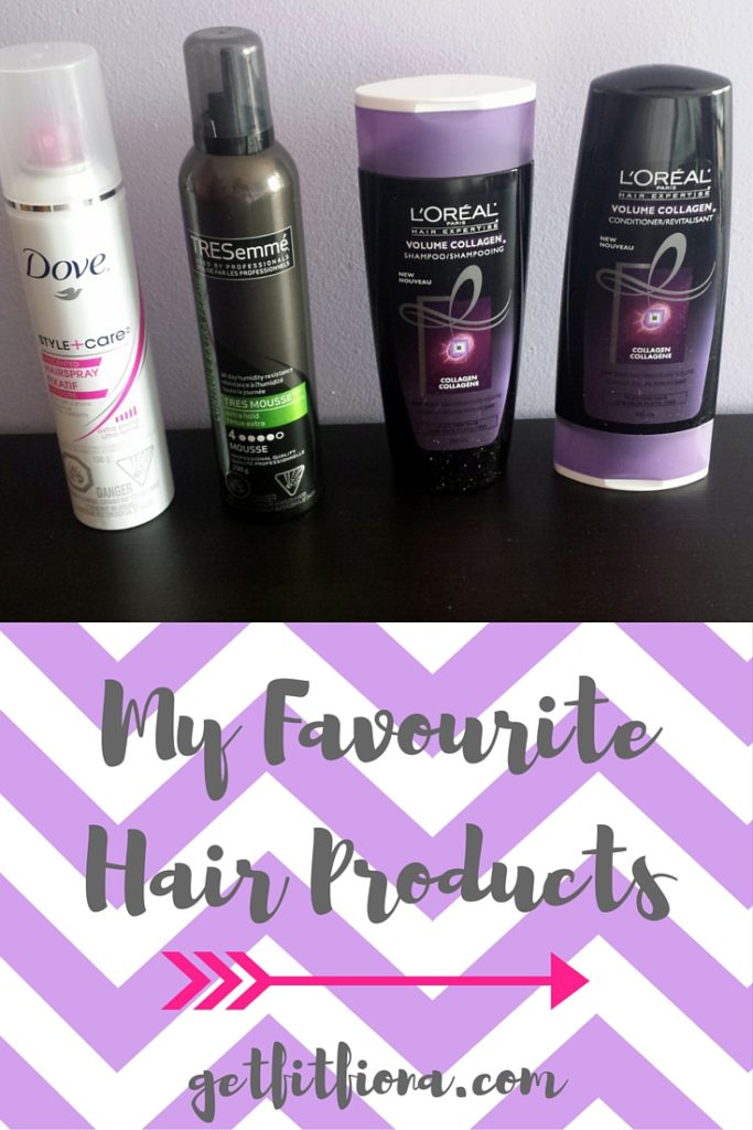 My Favourite Hair Products