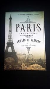 Paris by Edward Rutherfurd April 17 2015