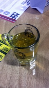 Calgary International Beer Fest 2015 Waterloo Brewing Radler (12)