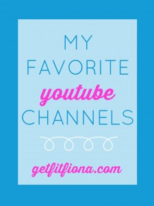 Mu Favorite YouTube Channels May 28 2015