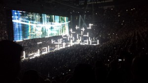 U2 Concert Vancouver May 14 2015 (1)