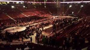 U2 Concert Vancouver May 14 2015 (2)