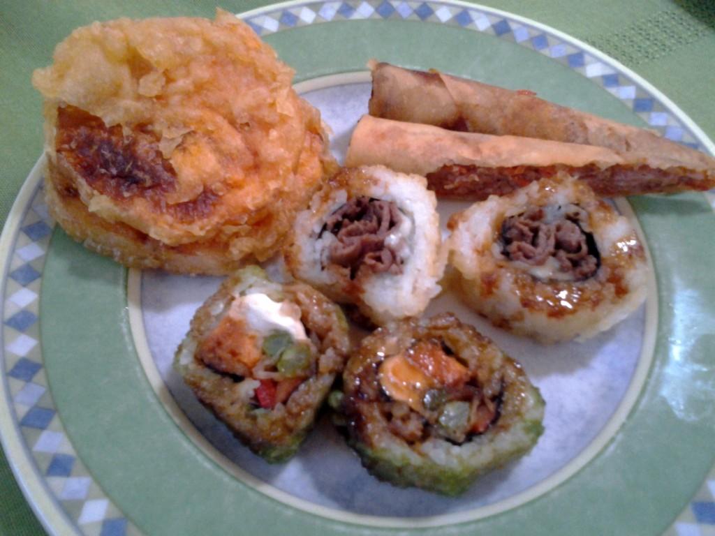 Kinjo Sushi 2014
