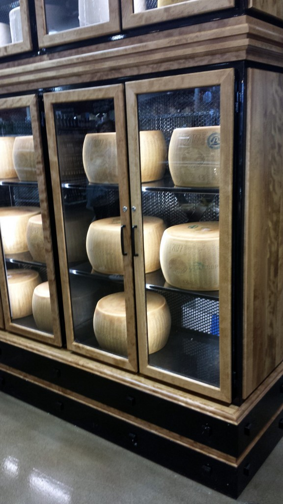 Italian Store Cheese Wall July 23 2015