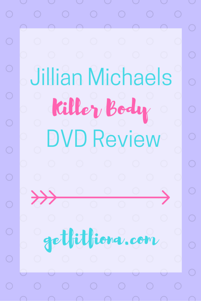 Jillian Michaels Killer Body DVD Review