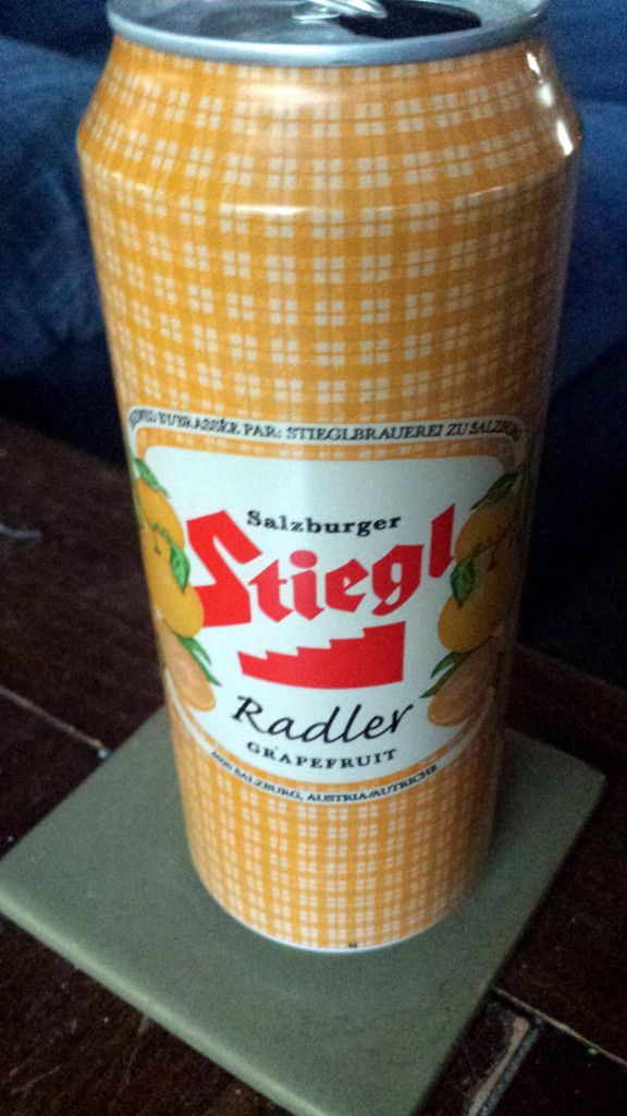 Stiegl Radler July 3 2015