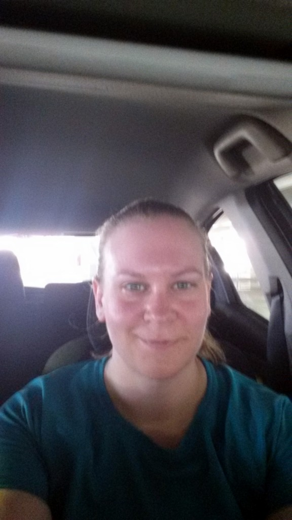Post Fitness Class Selfie September 2015