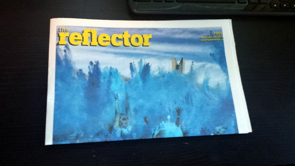 The Reflector September 2015