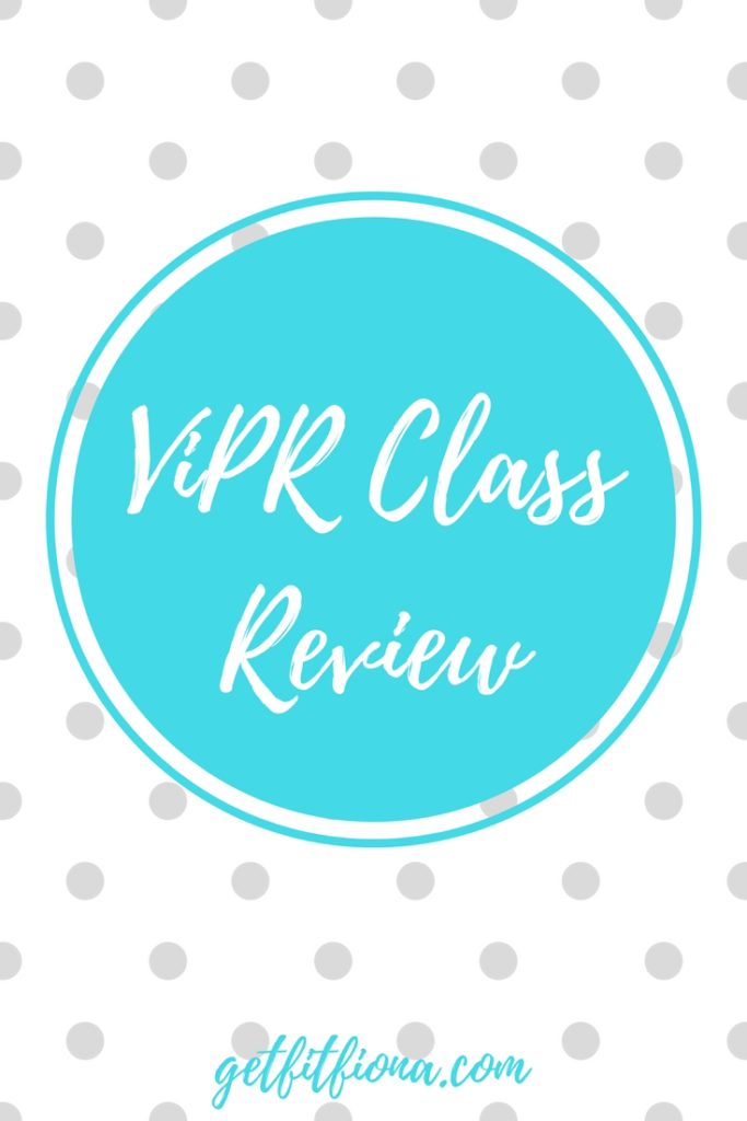 ViPR Class Review