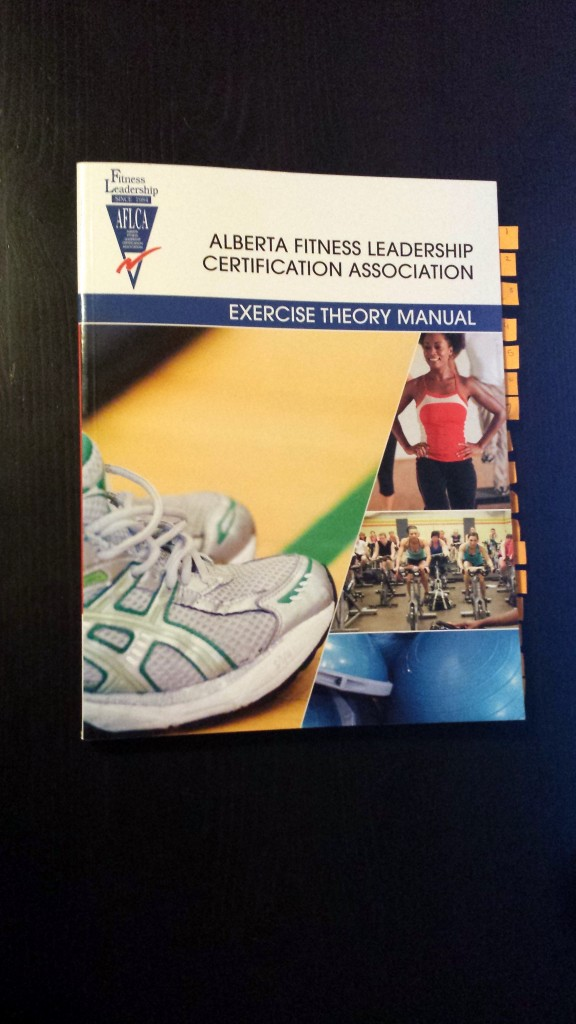 AFLCA Exercise Theory Manual December 2015
