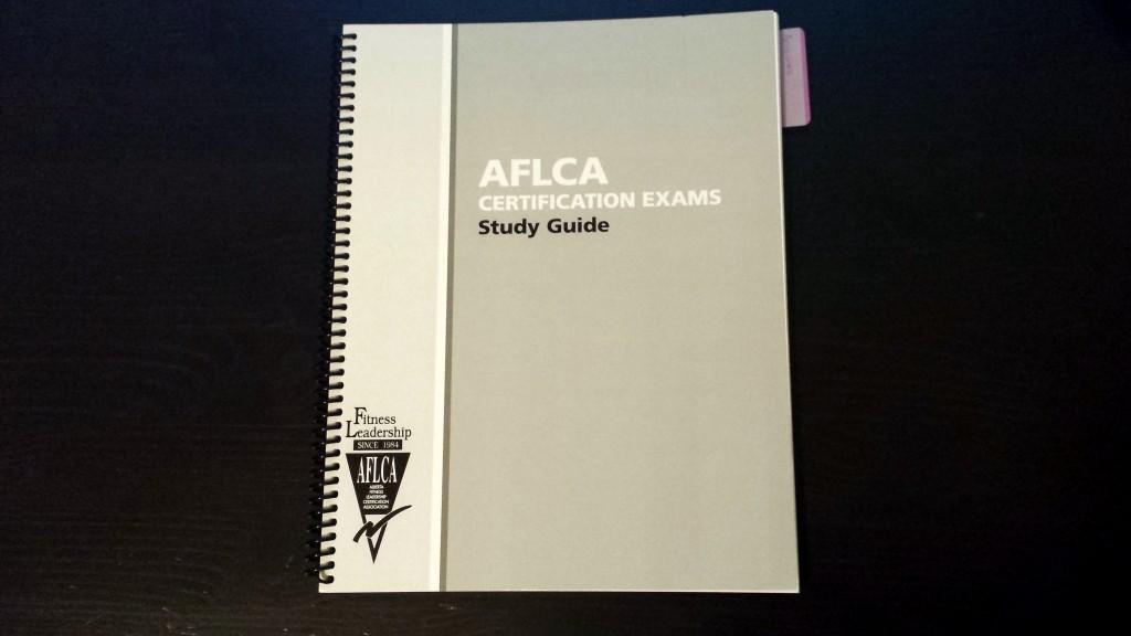AFLCA Study Guide December 2015 (2)