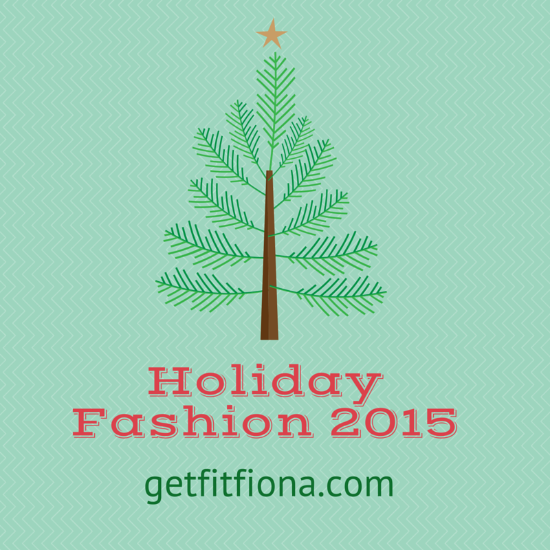 Holiday Fashion 2015 December 9 2015