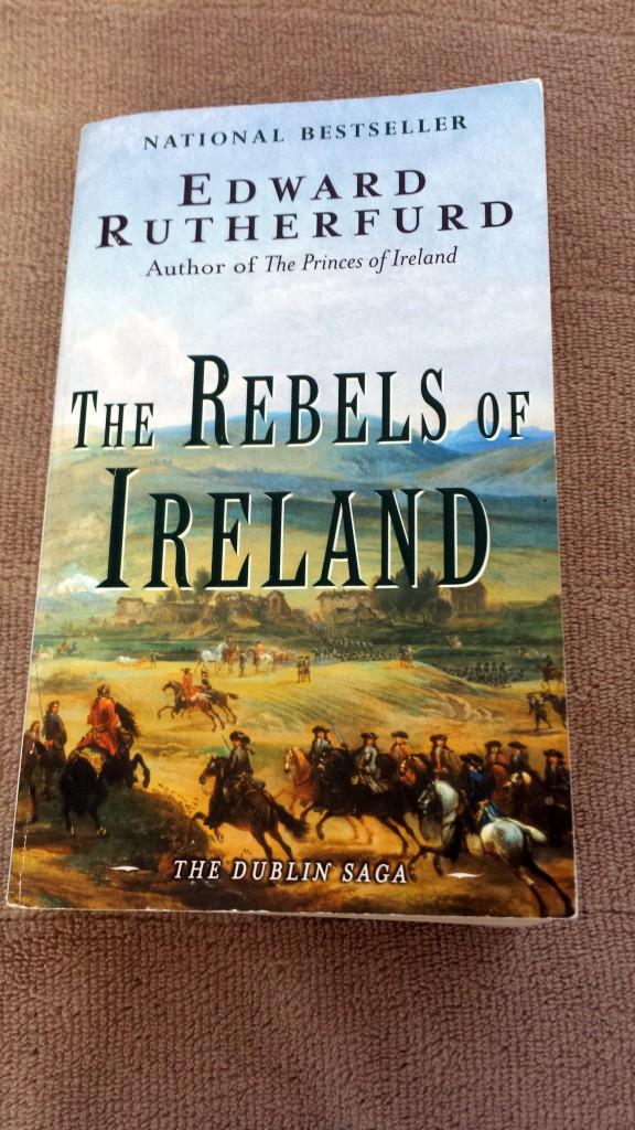 Rebels of Ireland book