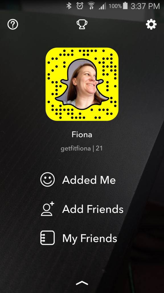 Snapchat Profile March 28 2016