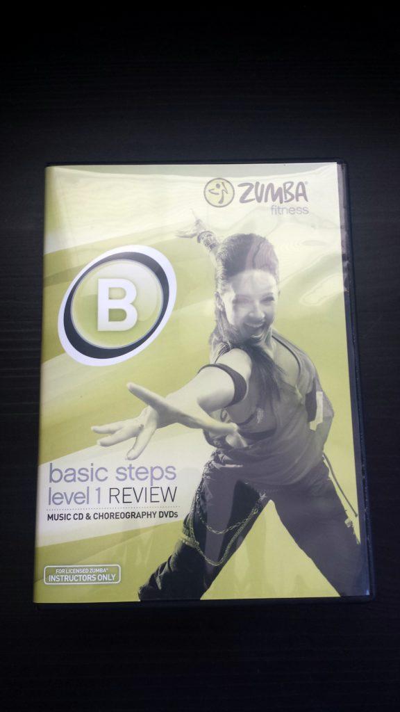 Zumba Basic Steps 1 DVD