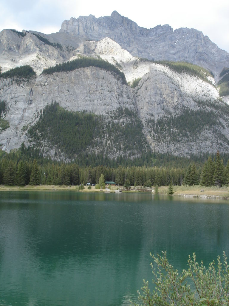 Cascade Ponds Banff