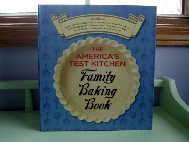 America S Test Kitchen Family Baking Book