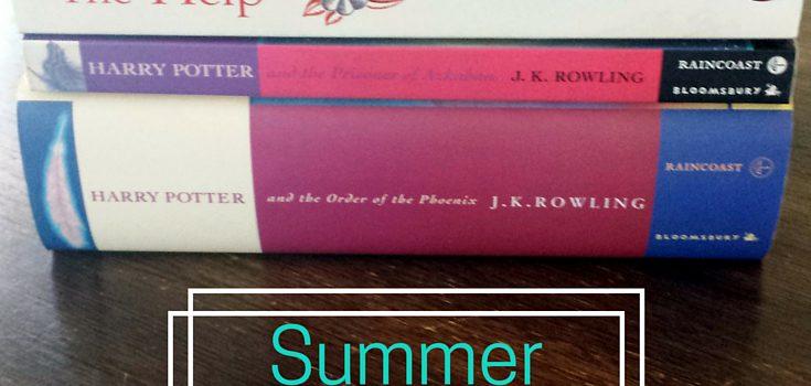 Summer 2016 Reading List