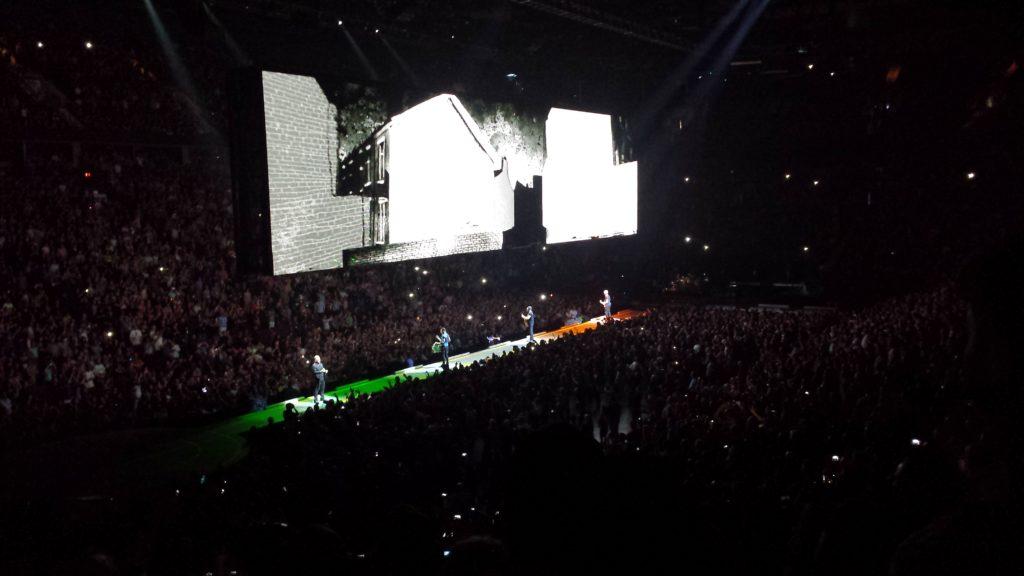 U2 Concert 2015