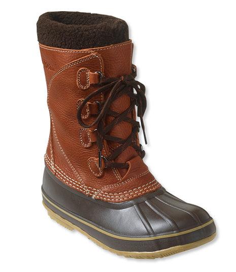 LL Bean Winter Boots