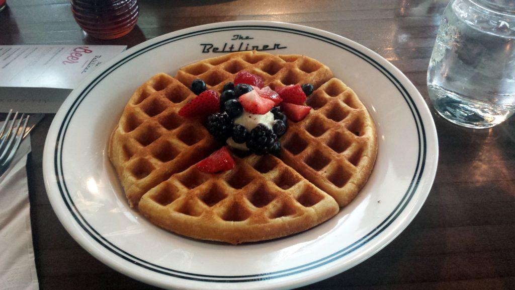 The Beltliner Waffle