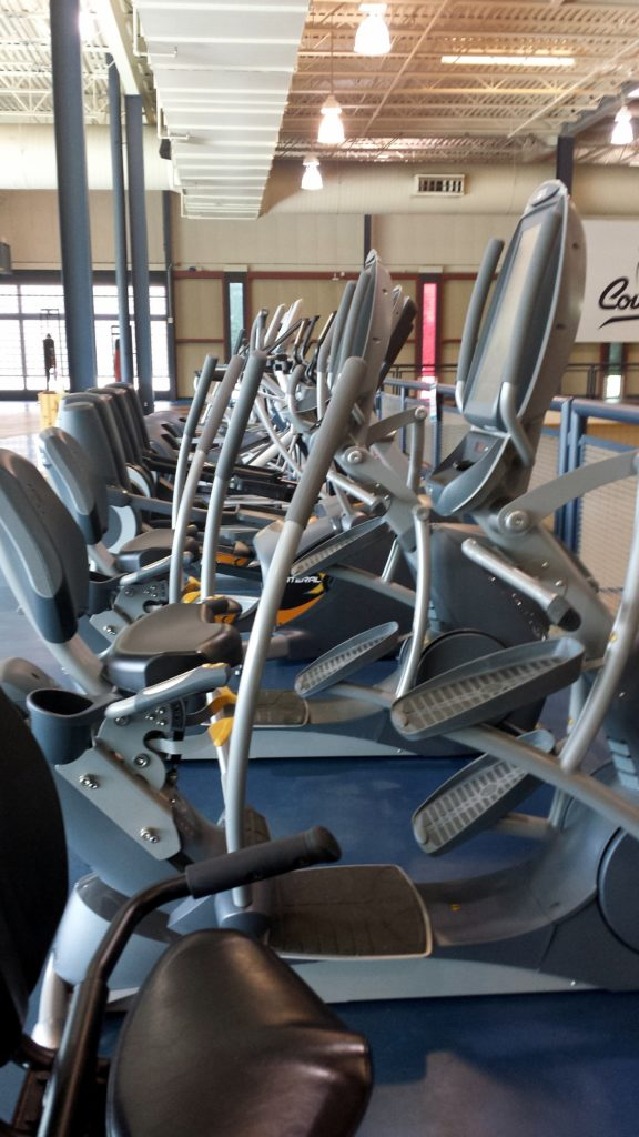 Cardio Equipment MRU Gym