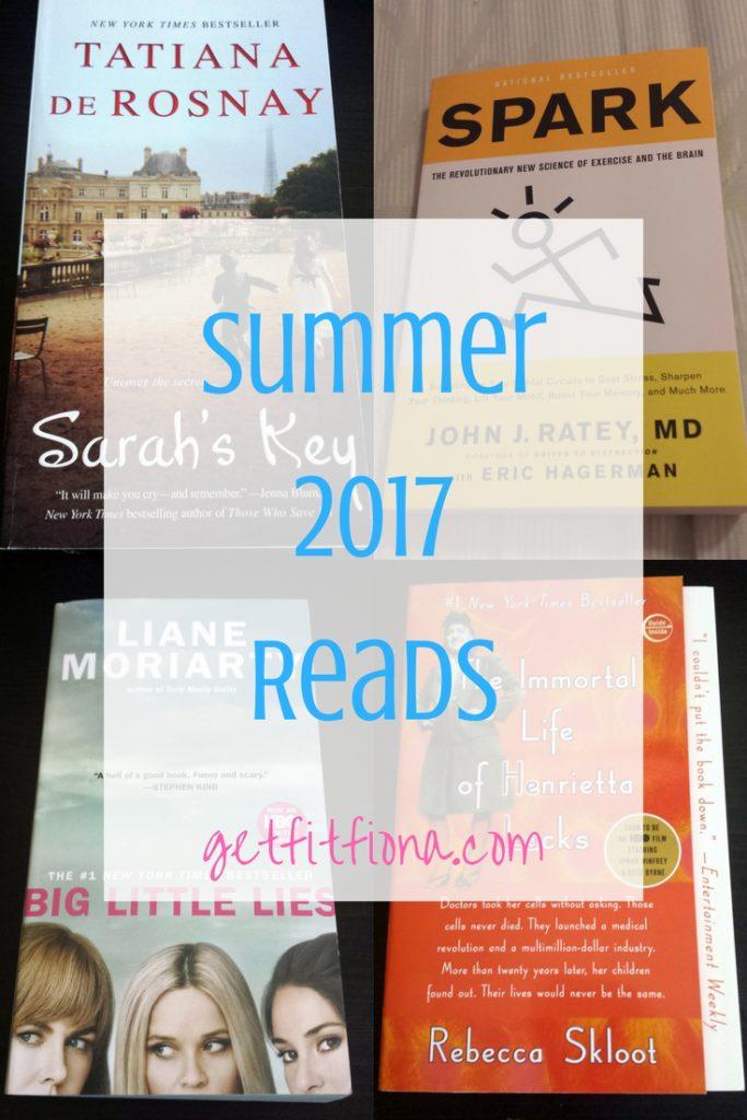 Summer 2017 Reads
