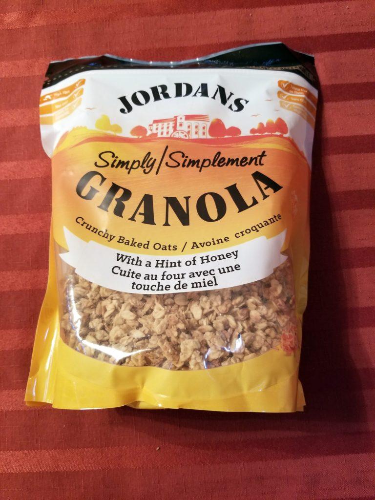Jordan's Granola