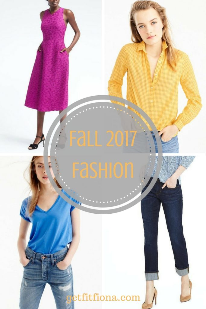 Fall 2017 Fashion
