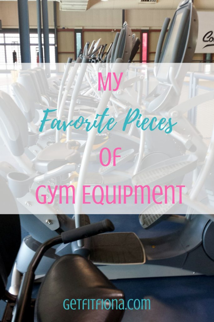My Favorite Pieces of Gym Equipment